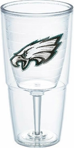 Tervis Eagles 23 oz Goblet - Click to enlarge