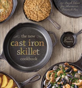 The New Cast Iron Skillet Cookbook - Click to enlarge