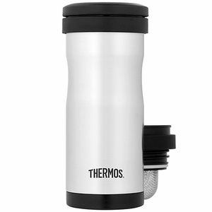 Thermos 12 oz Tea Tumbler With Infuser - Click to enlarge