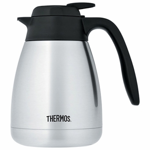 Thermos Stainless Steel 34 oz Carafe - Click to enlarge