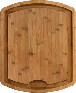 "Totally Bamboo Farmhouse Carving Board 19.5"" X 15.5"" - Click to enlarge"