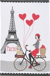 Tour de Paris Kitchen Towel