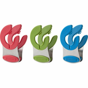 Trudeau Flex Stainless Steel Pot Clip - Assorted - Click to enlarge