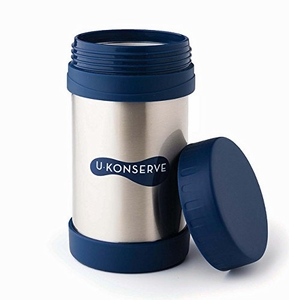 U-Konserve Insulated 16 oz Food Jar Navy - Click to enlarge