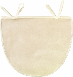 Unbleached Nut Milk Bag - Click to enlarge