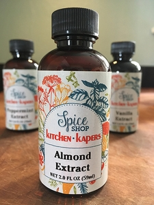 Spice Shop Almond Extract 2 oz - Click to enlarge