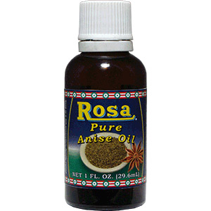 Virginia Dare Pure Anise Oil Packed by Rosa - Click to enlarge