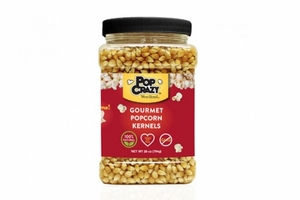 West Bend Pop Crazy Gourmet Popcorn Kernels - Click to enlarge