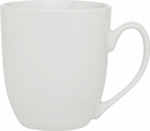 White Porcelain Mug - Click to enlarge