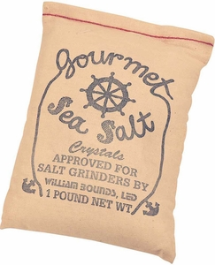 William Bounds 1 Pound Sea Salt Bag - Click to enlarge