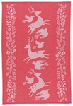 Wonderland Jacquard Towel