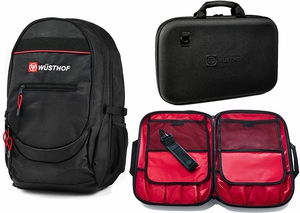 Wusthof Chef's Backpack with Knife Case Insert - Click to enlarge