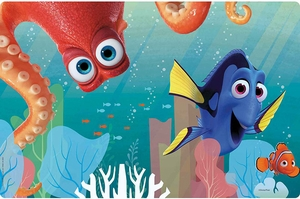 Zak Designs Finding Dory Placemat - Click to enlarge