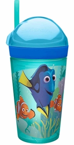 Zak Designs Finding Dory ZakSnack Tumbler - Click to enlarge