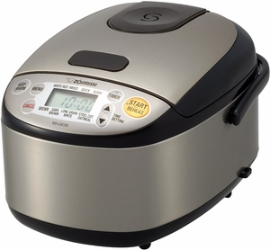 Zojirushi 3 Cup Micom Rice Cooker - Click to enlarge