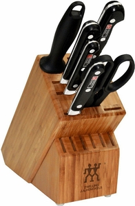 Zwilling J.A. Henckels TWIN Pro S 7 Piece Block Set - Click to enlarge
