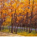 Autumn in Long Island(sold)
