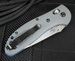 Benchmade 551-1 Gray G10 Griptilian Full Size Folding Knife