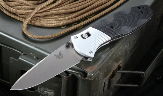 Benchmade Barrage 581 Axis Lock - Assisted Opening Folding Knife