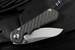 Chris Reeve Knives Carbon Fiber Small Inkosi with Insingo Blade