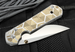 Chris Reeve Large Sebenza 21 CGG Hex Gold