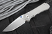 "Chris Reeve Small Inkosi Folding Knife - 2.75"" Frame Lock - S35VN Steel"