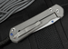 Chris Reeve Large Sebenza 21 - Tanto Blade Folding Knife