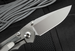 Chris Reeve Small Inkosi - Black Micarta Folding Knife