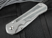 Chris Reeve Large Inkosi Black Micarta Inlay Folding Knife