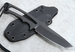 Chris Reeve Professional Soldier Tanto - Fixed Blade Knife - Harsey Design