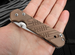 Chris Reeve Small Sebenza 21 CGG Cross Hatch Graphic