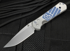 Chris Reeve Small Sebenza 21 - Patriotic CGG Pattern