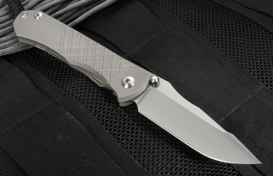 Chris Reeve Umnumzaan Tactical Folding Knife - Left Handed