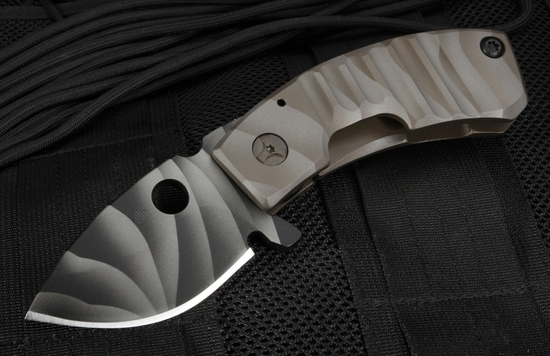 Crusader Forge Exclusive 3D Apex Tactical Folding Knife
