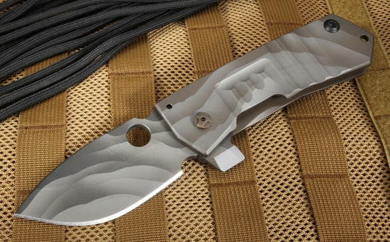 Crusader Forge Exclusive VIS-T 3D Tactical Folding Knife