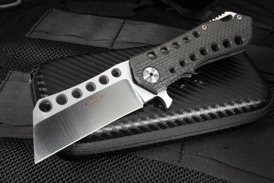 DDR MOAB Exclusive Carbon Fiber Limited Edition Flipper 1-5