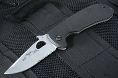 Emerson Endeavor SFS Serrated Blade w/ Wave Folding Knife