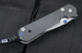 Chris Reeve Small Sebenza 21 Carbon Fiber - Left Handed. Exclusive