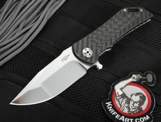 Exclusive Darrel Ralph Custom Dominator - Carbon Fiber Edition - Compound Grinds