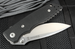 Fantoni HB-01 CPM 125V Steel Limited Edition Folding Knife - Black G-10