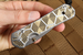 Chris Reeve Small Sebenza 21 Hex Gold CGG