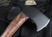 Winkler Knives II Combat Axe - Maple with Black Caswell Finish