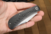 Enrique Pena Custom Shadow Slip Joint - Carbon Fiber and Shield