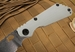 Strider SNG CC Arctic Grey Tactical Folding Knife