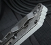 Strider SNG CC T Arctic Grey Folding Knife