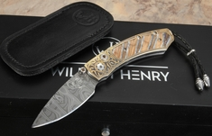 William Henry B09 Destiny - Gold & Mammoth Tooth