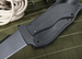 Winkler Knives II S.A.R Black Caswell and Micarta