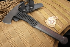 Winkler Knives Wild Bill Axe - Maple and Black Cord