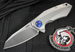 Zero Tolerance 0456 Flipper - CPM-20CV Steel - Sinkevich Design