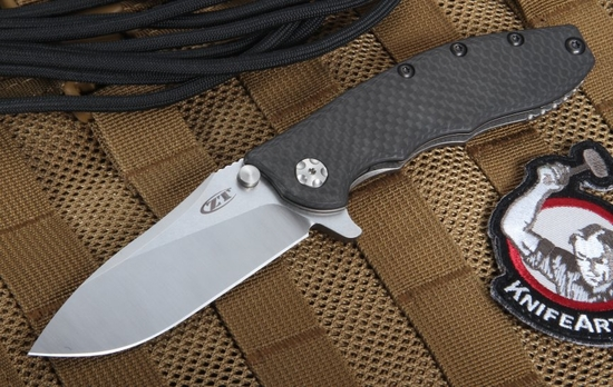 Zero Tolerance 0562CF Carbon Fiber - CPM-20CV Steel - ZT 0562CF